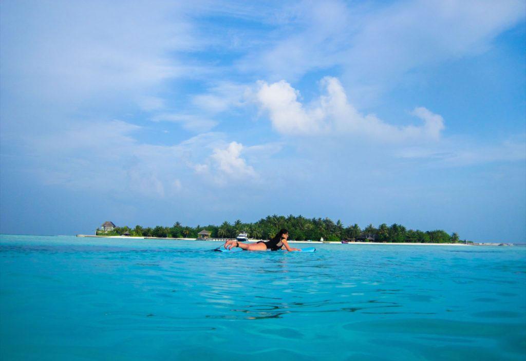Experience the luxury of a beach paradise at Anantara Veli Maldives
