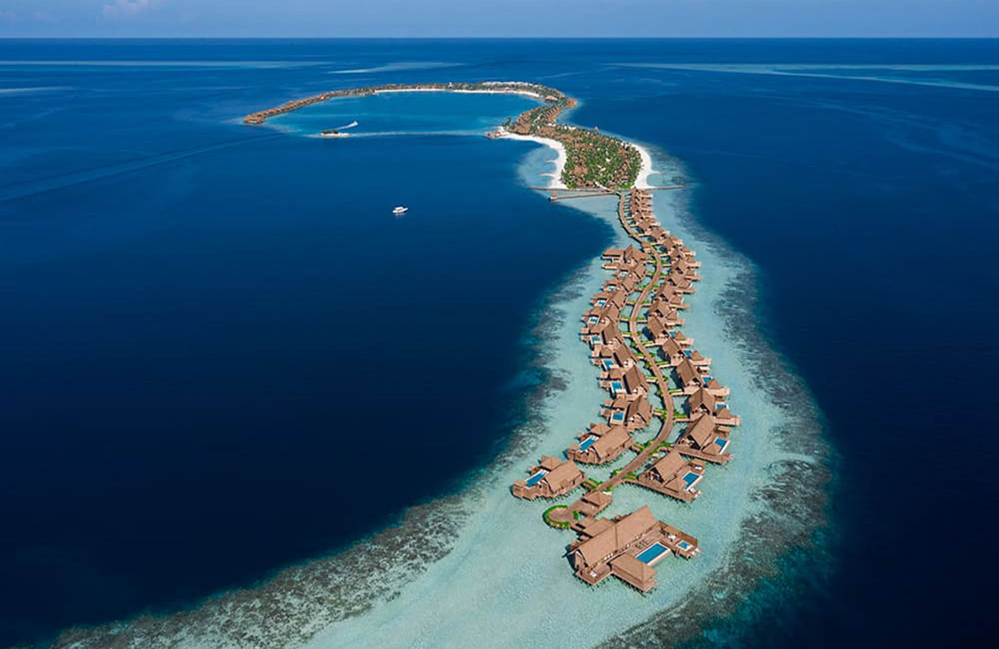 5 Star Luxurious Maldives Waldorf  Astoria Resort