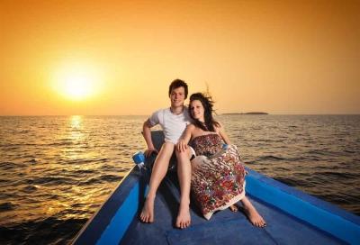 MALDIVES SUNSET PHOTO CRUISE