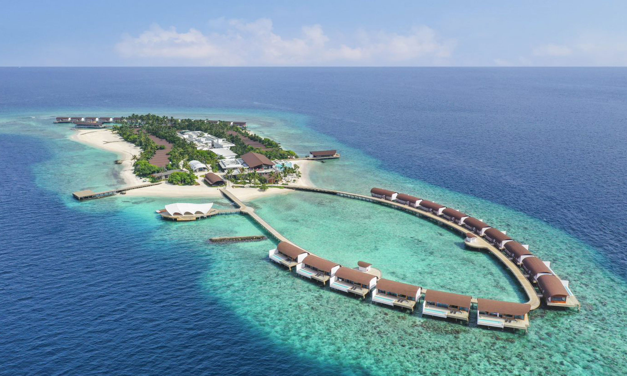 West In Maldives