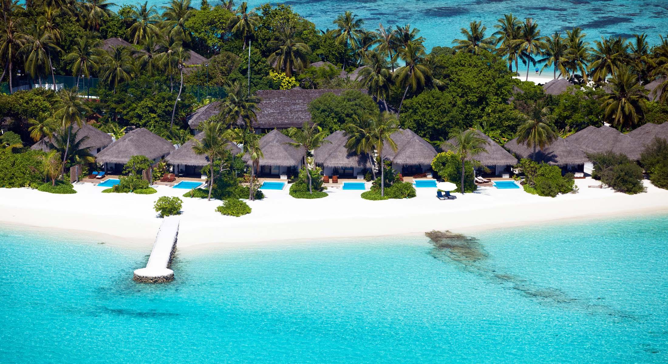 Deluxe Villa Packages at Velassaru Maldives