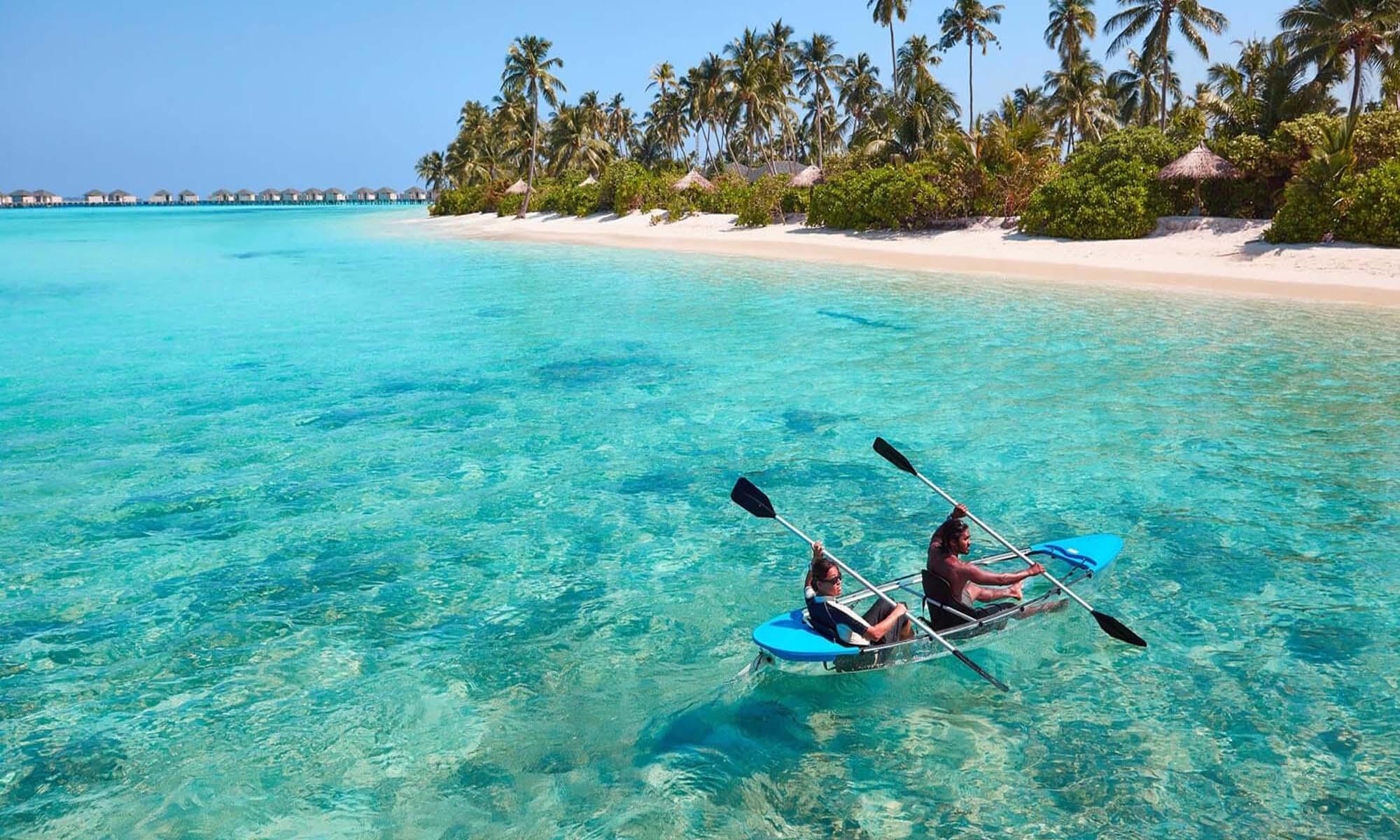 Amarai Hovadda Maldives Full Board Package