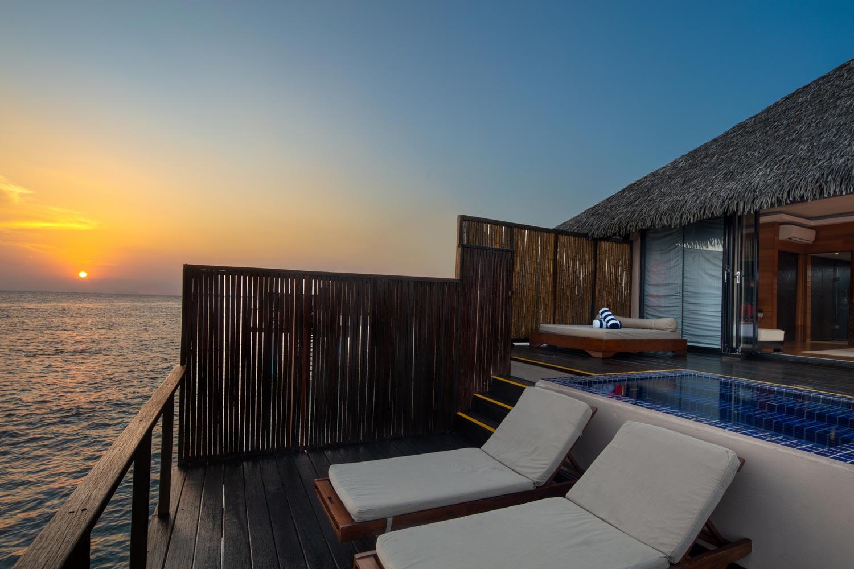 03 Night Stay in Honeymoon Villa on All Inclusive